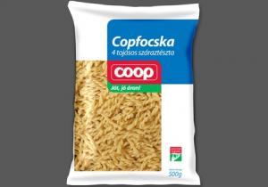 COOP Copfocska 4 tojásos 500g