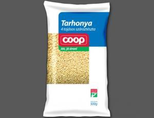 COOP Tarhonya 4 tojásos 500g