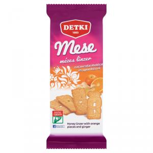 Mese Mézes linzer narancsdarabokkal és gyömbérrel 160 g