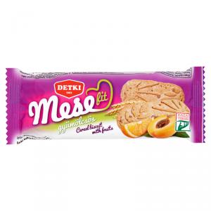 Mesefit Gabonás Omlós keksz gyümölcsdarabokkal 40g