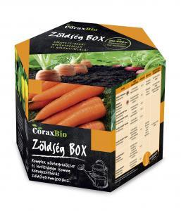 CoraxBio Zöldség Box