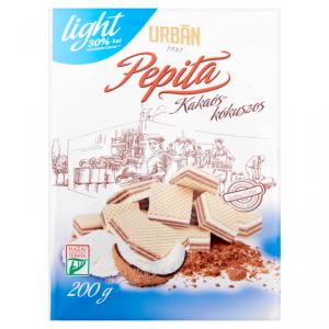 Pepita – Kakaós-kókuszos töltött ostya 200g