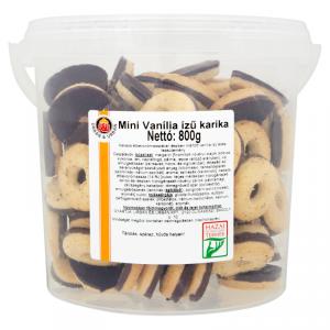 Urbán és Urbán Mini vanília ízű karika 800g