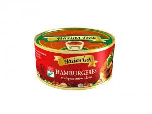 Hamburgeres melegszendvicskrém