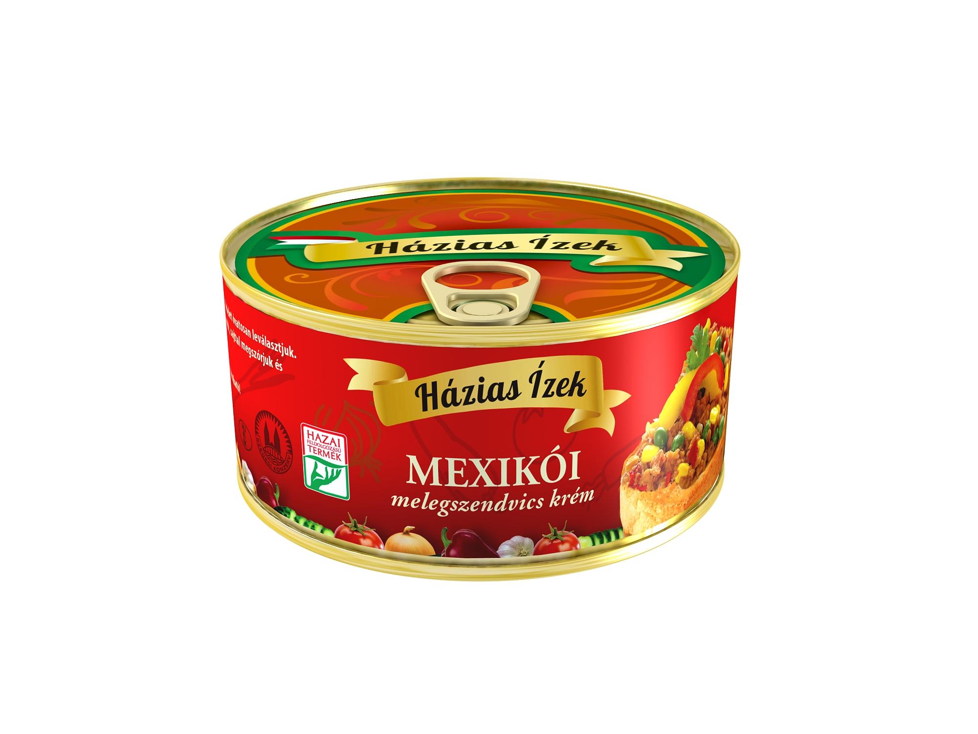 """""""Házias Ízek"""" Mexikói melegszendvicskrém 290g"""