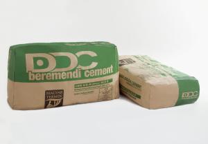 CEM II/B-M (V-LL) 32,5 N Kompozit-portlandcement Vác, Beremend ömlesztett és zsákos