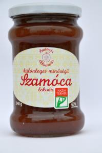 Különleges minőségű Szamóca lekvár 340g