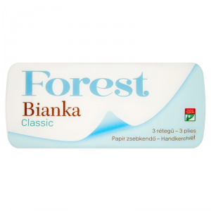 Bianka Classic 100 papír zsebkendő