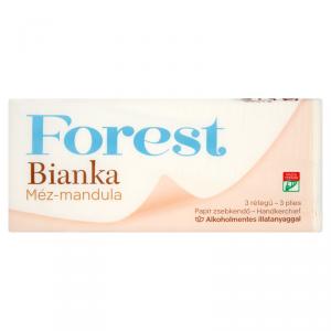 Bianka Méz-mandula 100 papír zsebkendő