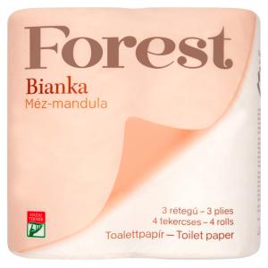 Bianka Méz-mandula 4 toalettpapír