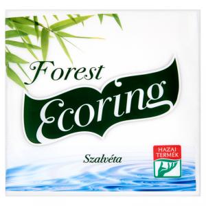 Forest Ecoring szalvéta 60 db