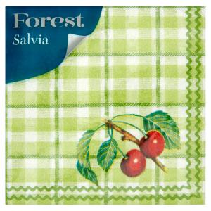 Salvia szalvéta