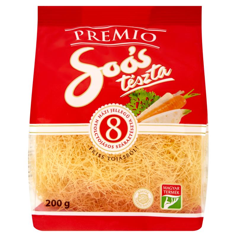 8 tojásos Premió Boglyas cérna 200g