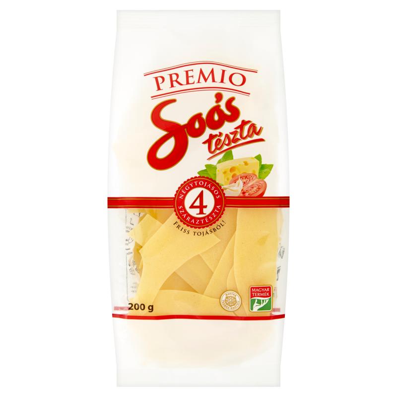 4 tojásos Premió Csusza 200g