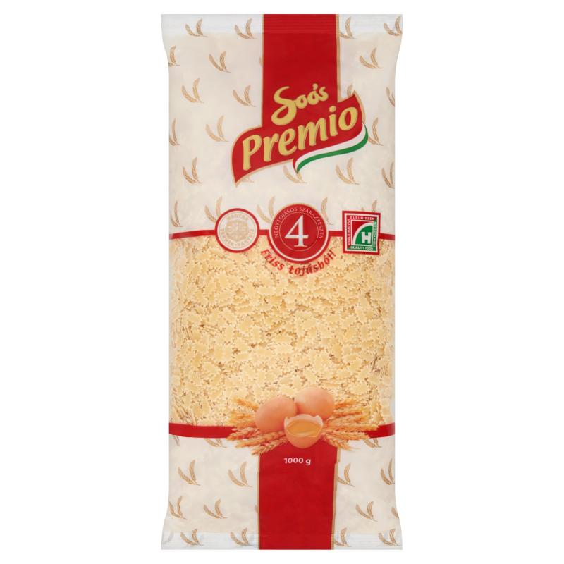 4 tojásos Premió Eperlevél 1000g