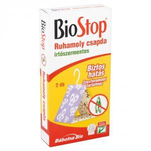 Biostop Ruhamoly csapda 2db