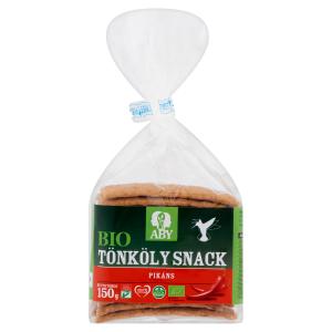ABY BIO Tönköly Snack pikáns 150g