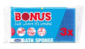 Bonus Fürdőszivacs 3/1