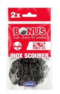 B088 Bonus INOX spirál fém dörzsi