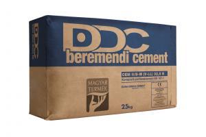 CEM II/B-M (V-LL) 32,5 N Kompozit-portlandcement Beremend ömlesztett és zsákos