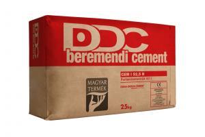 CEM I 52,5 N Portlandcement Vác, Beremend ömlesztett és zsákos