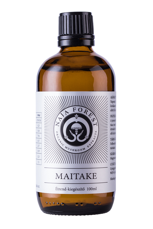 Naja Forest MAITAKE étrend-kiegészítő, 50 ml
