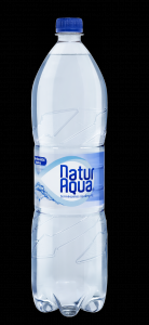 Naturaqua PET Dús 1,5 l