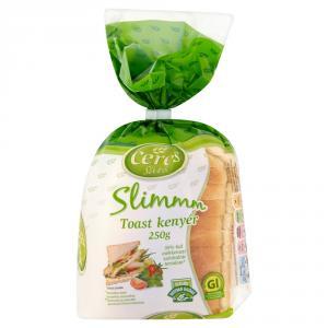 Slimmm Toast kenyér 250g CsSz