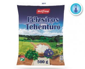 Aldi/Milfina túró 500g