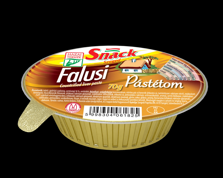 """Snack"" Falusi pástétom 70g"