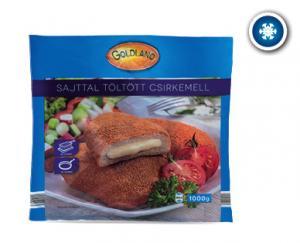 Goldland Sajttal töltött csirkemell 1kg