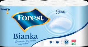Bianka Classic 16 toalettpapír