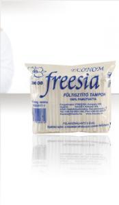 Freesia fültisztító tampon 200db/tasak