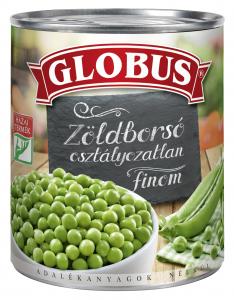 Globus Zöldborsó, méret szerint osztályozatlan 800g
