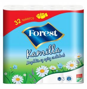 Kamilla toalettpapír 32 tek.