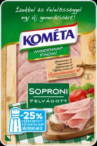 Mf! Soproni felvágott 125g szvg.