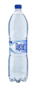 Naturaqua PET Dús 1,5 l