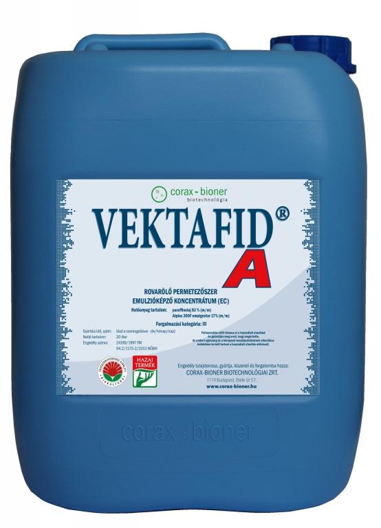 Vektafid A 05l, 1l, 5l, 20l, 1000l
