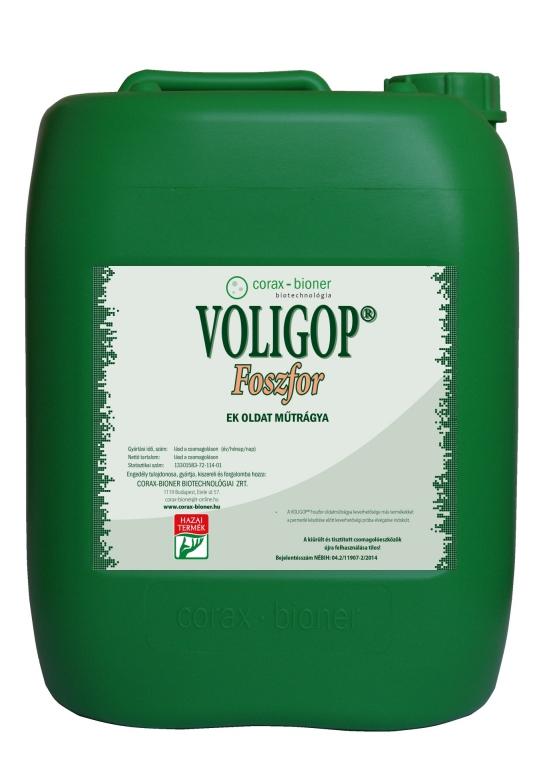 Voligop Foszfor 0,25l, 05l, 1l, 20l, 1000l