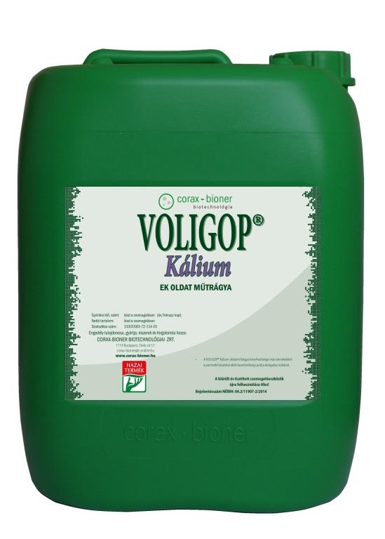 Voligop Kálium 0,25l, 05l, 1l, 20l, 1000l