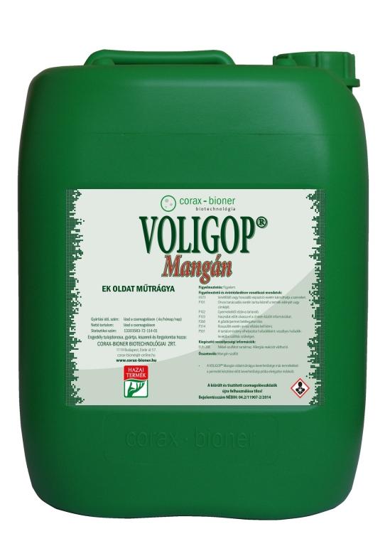 Voligop Mangán 20l, 1000l
