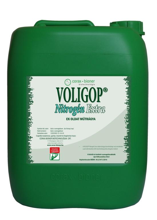Voligop Nitrogén Extra 0,25l, 05l, 20l, 1000l