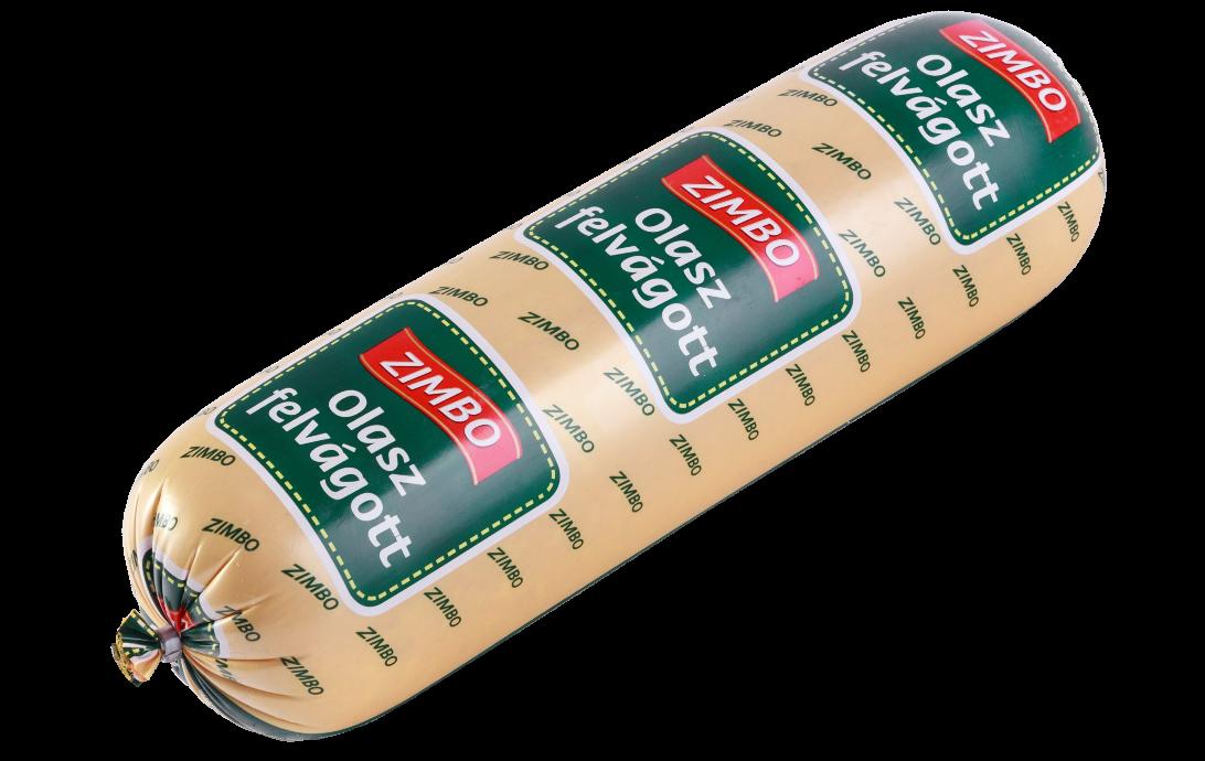 ZIMBO Olasz felvágott ca.2kg